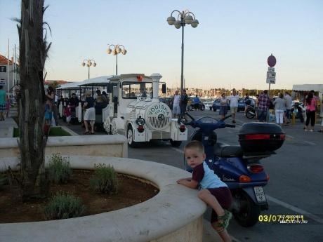 Отдых с ребенком в Хорватии.