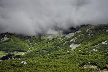 Черногрия. Ловчен