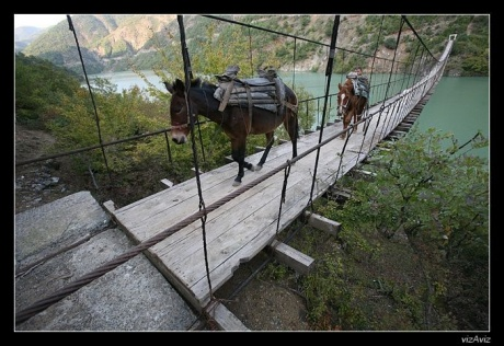 Албания, осеннее гостеприимство.