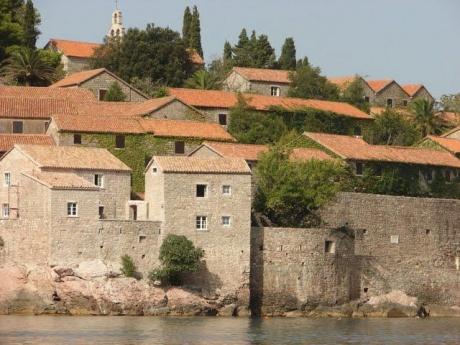 Будванская ривьера. Черногория. Сентябрь 2008