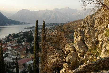 Черногория. Котор. Весна