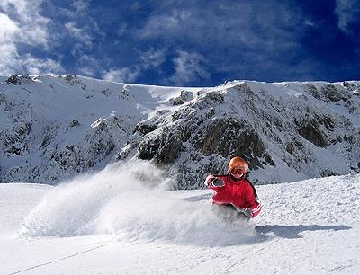 Горные лыжи в Черногории. Черногорская закалка