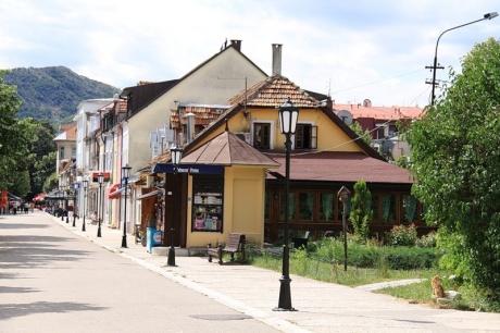 Цетине. Черногория.