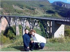 Золотая осень Черногории