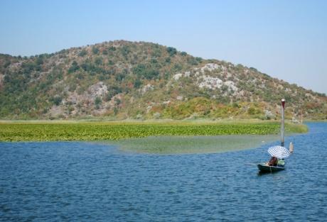 Dobar dan, Crna Gora! Часть 5. Скадарское озеро