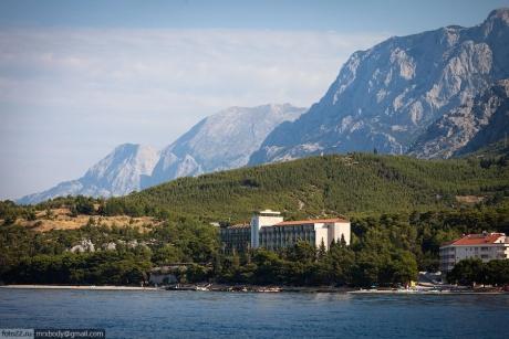 Хорватия. Тучепи