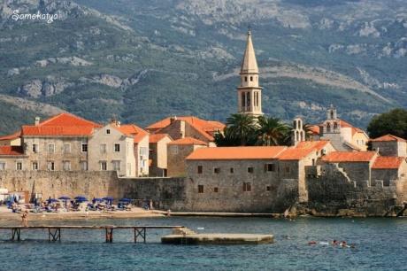 Будва черногория вилла олива