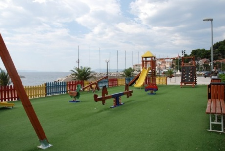 Детские площадки - Хорватия, Макарска Ривьера