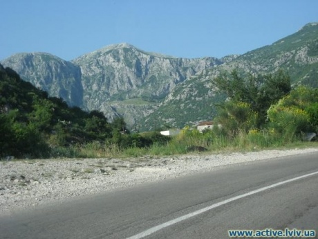 Отчет. Дайвинг и отдых в Черногории.