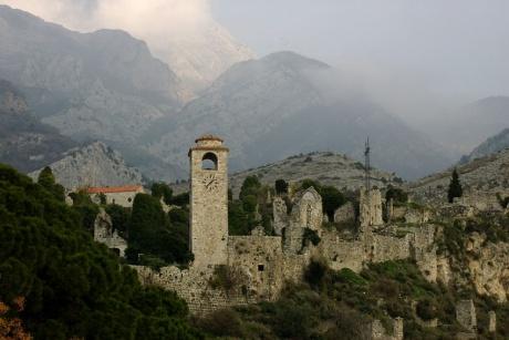 Город-крепость Старый Бар (Stari Bar)