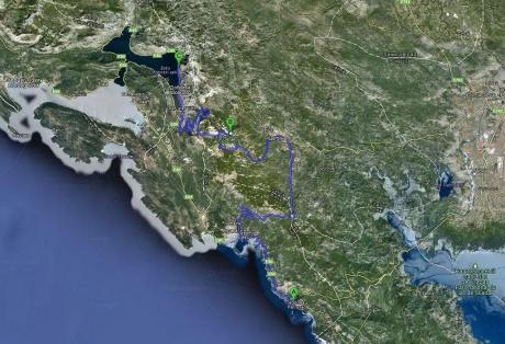 Черногория 2012. Ловчен
