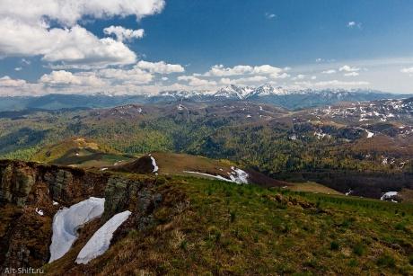 Черногория 2012. Биоградская гора