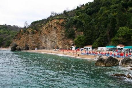 Пляжи Будванской ривьеры