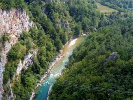 Черногория. Каньоны рек Морача и Тара
