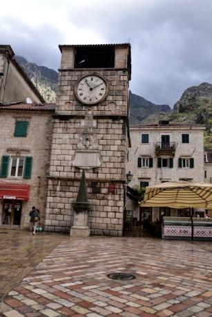 Балканы. Старый Котор