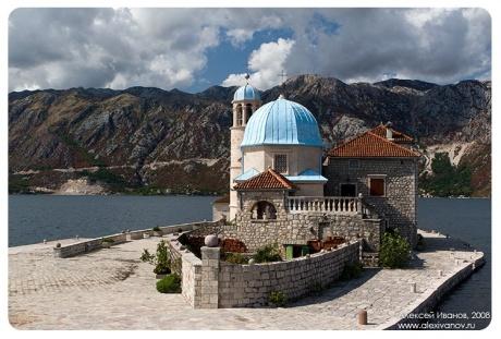 Отпуск в Черногории, часть 1