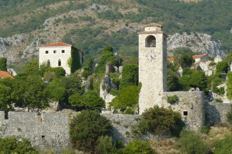 Автопутешествие Балканы. Черногория (Бар и Подгорица)