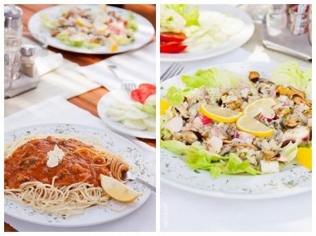 Черногория: еда