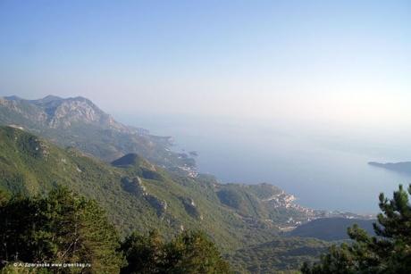Монтенегро — Crna gora — Черногория