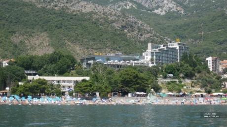 Будванска ривьера, The Queen of Montenegro 4*