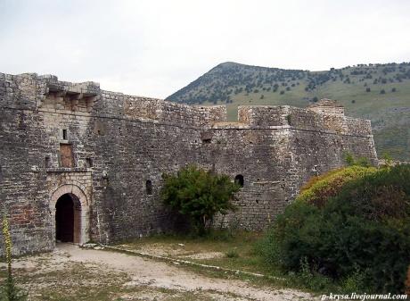 Порто Палермо. Крепость кровавого властителя. Албания