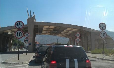 Албания, день первый