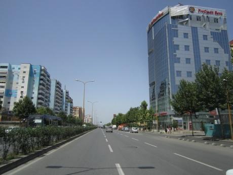 Албания, день второй