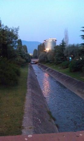 Вечерняя Тирана