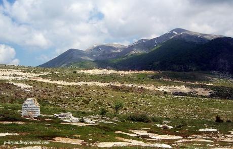 Горы Tomorri. Мистика ордена бекташей. Албания