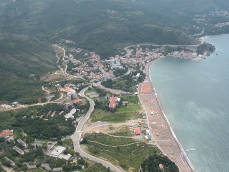Впервые в Черногорию с маленькими детьми самостоятельно. Часть 2 - Бечичи