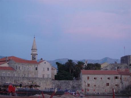 Город Будва, Черногория
