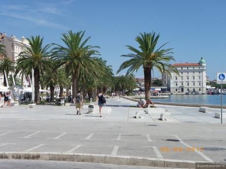 Отпуск в Хорватии. Из серии