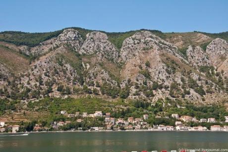 Черногория, ч.4 - Котор, ч.2