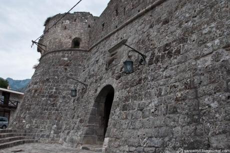 Черногория, ч. 9 - Старый Бар