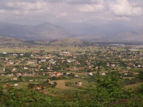 Черногория - фотоотчет. Часть 1. Подгорица - Цетине