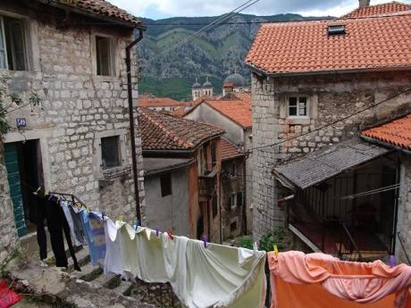 Черногория - фотоотчет. Часть 2. Побережье: Ульцин - Бар - Котор - Пераст