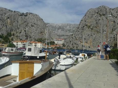 Крепость камерленго средняя далмация хорватия
