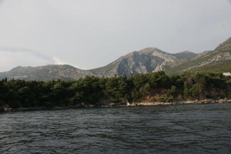 Вдоль Будванской ривьеры