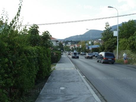 Тиват - город контрастов