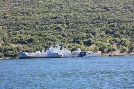 Черногория под парусами