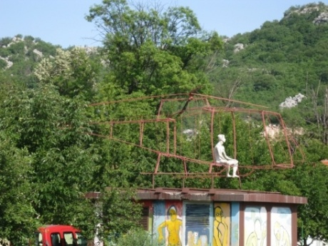 Негуши - Ловчен - Цетине