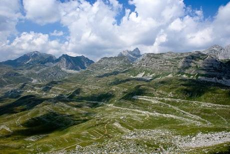 Горы, реки и озера Черногории (часть 4)