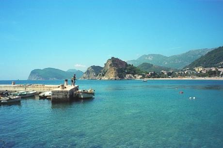 Черногория. Часть 2. От Албании до Будвы.