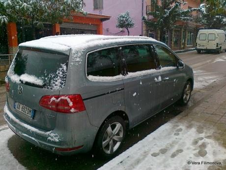 Албанская осень и зима. Часть 1