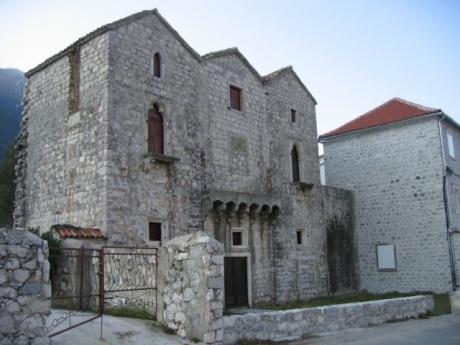 Руины Боки Которской