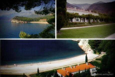 Неделя Черногории. День Третий: Будванская ривьера.