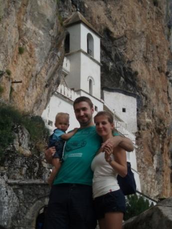 Черногория с мальчиком 10 месяцев