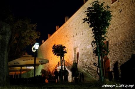 Черногория. Часть 12. Райцентр - Будва(Budva) - ночевка в Будве.