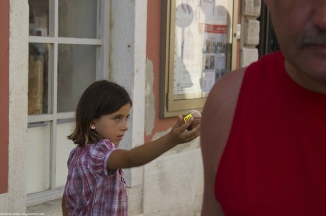 Хорватия-2010 ч.11. Знакомство с Ровинем