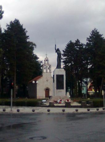 Поездка из Херцег Нови в Цетинье